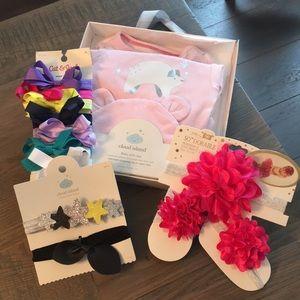 Other - Baby Girl 4 pk Bundle gift set